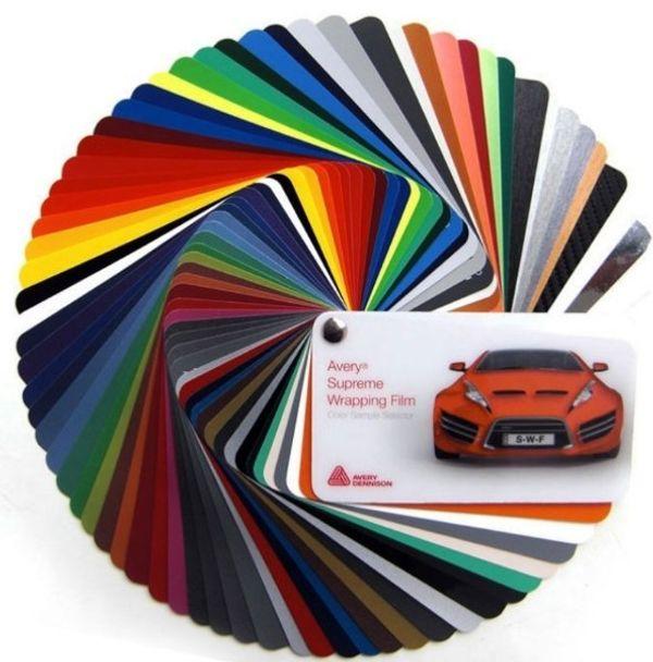 Carwrapping Autofolierung Möbel