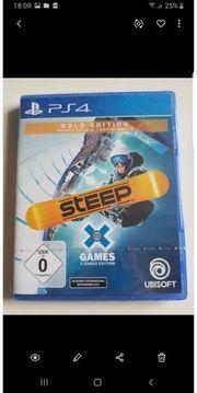 Steep PS4 Spiel NEU