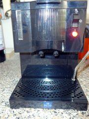 Tchibo Retro-Espressomaschine PICCO - schwarz - gebraucht