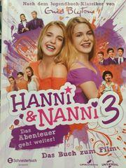 Hanni Nanni 3 - Das Buch
