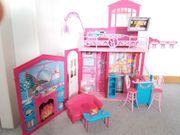 Barbie Glam House