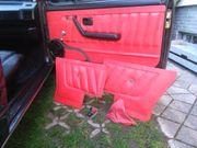 Vw Golf 1Gti Cabrio Rote