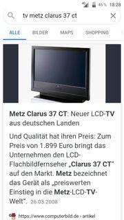TV im Topzustand