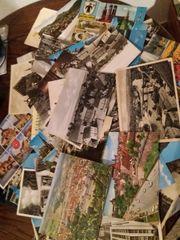 Postkarten 50er Jahre