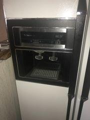 Kühlschrank Tiefkühlschrank mit Eismaschine