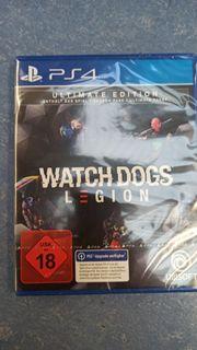 WATCH DOGS LEGION Ps4 Spiel