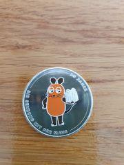 5 X 20 Euro Silbermünzen