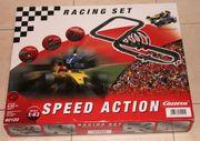 Carrera Racing Set - Modellautorennbahn