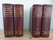 Meyers Enzyklopädisches Lexikon in 25