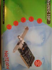 Netzwerkkarte NetNic 10P
