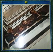 Beatles Blaues Album