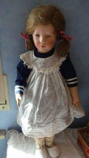 alte Käthe Kruse Puppe mit