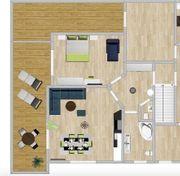 Wohnung möbliert befristet zu vermieten