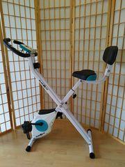 KLARFIT - Ergometer-HEIMTRAINER-Cardiobike-HOMETRAINER- X Bike