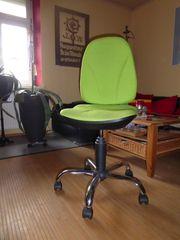 Bürostuhl Schreibtischstuhl auf 5 Rollen