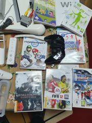 Nintendo WII Fernsehen