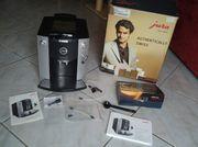 JURA F50 Platin Kaffeevollautomat