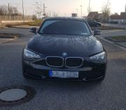 Topgepflegter 1er BMW
