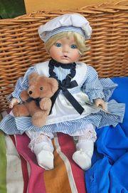 Puppe Susan 33 cm groß