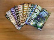 Zeitschrift Koralle - Ausgaben 26 bis
