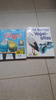 2 Vögel Bücher
