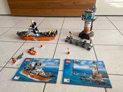 Lego City Küstenwache 7739 mit