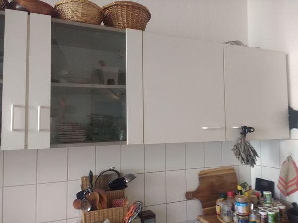 Voll funktionstüchtige Küchenzeile