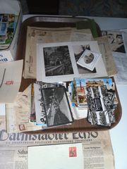 Postkarten Zeitschriften alt sonstige Zeitdokumente