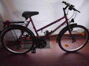 2 Fahrräder 26 Dachbodenfund nicht