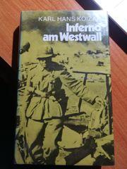 2x WKII Romane Autor Karl