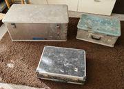 Werkzeug Zarges Boxen und 1x