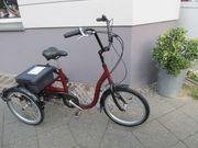 Neues PF Mobility Stabilo Dreirad