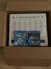PlayStation 4Pro 3Spiele