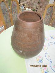 Ton - Tisch Bodenvase