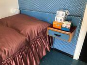 50er Jahre Bett