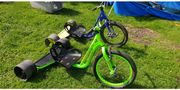 Verkaufe meine 2 Drift Trikes