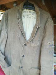 Schnürlsamt Jacke von Urban Gr