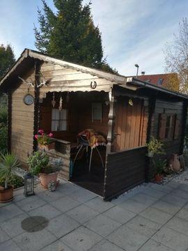 Sonstiges für den Garten, Balkon, Terrasse - Gartenhaus