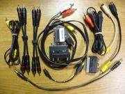 Div AV Kabel Scart Adapter