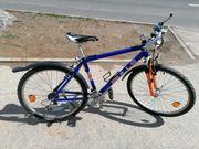 Schönes Bulls Mountainbike blau 26