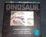 Photicular Book Dinosaur