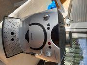 Ein Siemens Kaffeevollautomat und ein