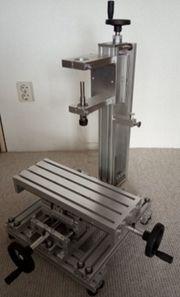 Fräsmaschine -Linear Kreuztisch