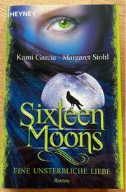 Buch Sixteen Moons