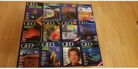 Zeitschriften, Magazine - Geohefte Länder