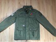 Jacke H M Größe 134