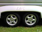 Wohnwagen LMC AMBASSADOR 660 P
