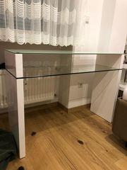 Konsolentisch aus Glas