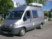 Bavaria Camp Wohnmobil