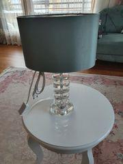 dekorlampe - tischlampe 2x